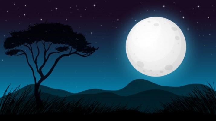 تفسير حلم رؤية الليل في المنام بشكل عام