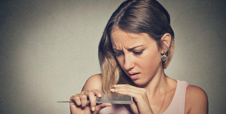 علاج الشعر الخفيف عند النساء