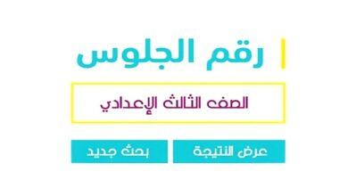 Photo of البوابه الالكترونيه محافظه الاسكندريه نتيجة الشهادة الإعدادية برقم الجلوس والاسم 2021
