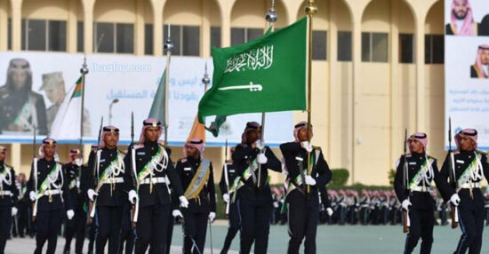 King Khalid Military College results for the high school campaign 1443 National Guard admission results