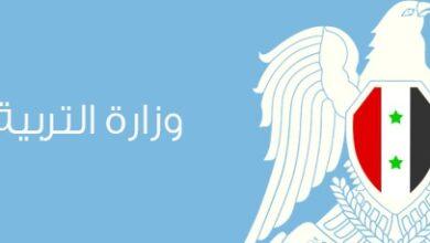 Photo of رابط نتائج البكالوريا سوريا 2021 حسب الاسم عبر moed.gov.sy محافظة درعا