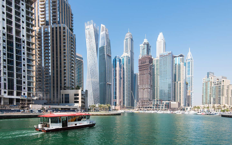 خمس مراحل رئيسية لتطوير قطاع السياحة في منطقة الشرق الأوسط